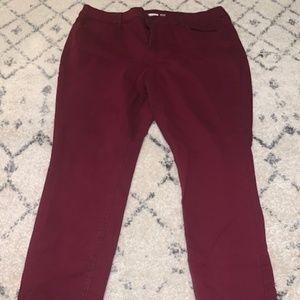 Old Navy Rockstar Super Skinny Jeans - Size 18